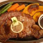 キッチン ベルキッド - 料理写真:リブロインロースステーキ(アメリカ産)