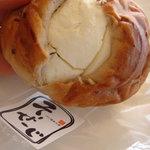 パン焼き工房そーせーじ - イチヂク胡桃クリームチーズ