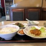平和樓 - 料理写真:中華定食