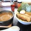 つけ麺 らいこう - 料理写真:かいこくカレーつけ麺 全部のせ
