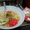 もんじゃ焼きかやま - 料理写真:もんじゃ+紅生姜+ベビースター(500円)