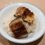 うを徳 - 2018.6 岡山児島湾天然鰻 蒲焼き丼