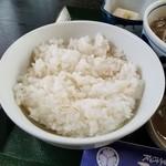 天下茶屋 - 麦飯