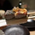 美食堂すきずき - 鯖寿司