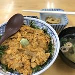 花房商店 - ウニ丼大盛り