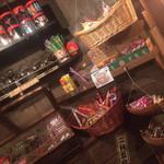 えびす駄菓子バー - 店内
