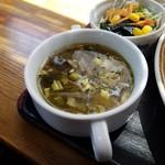 KOKO - セットのスープ