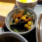 KOKO - セットのサラダ