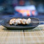 串若丸 - ホロホロ鶏モモ