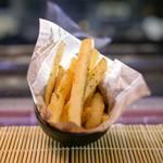 串若丸 - チーズ&トリュフポテト