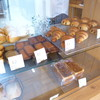 AND Bread kitayama - 料理写真:焼き菓子とパンが並びます