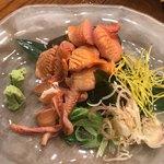 藤よし - 赤貝