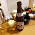 じゃじゃおいけん - 瓶ビール500円