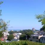 8737164 - 小田原の街と海,そしてお城を上から眺めることが出来ます