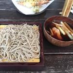 軽井沢 川上庵 - 【ランチ】鴨せいろ 1720円(税別)