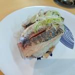 お魚天国 すし若  - 2018年6月 美味しいアジ
