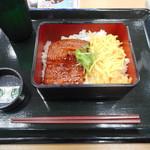 なか卯 - 料理写真:うな重¥850-