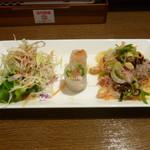 jasumintai - 前菜