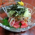 サラリーマン - マグロ納豆¥500