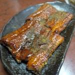 サラリーマン - うなぎ蒲焼き¥450