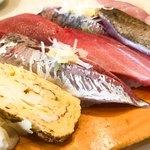 寿司・定食 いこい - 料理写真: