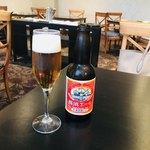 La Spiaggia - 長浜エールは苦味のある地ビール