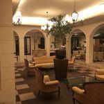 La Spiaggia - ホテルのエントランス