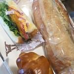 パン デ コマ 加木屋店 - サンド&バケット&バターロール