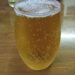 お食事処かけす - ノンアルコールビール