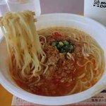 ミスタードーナツ - 金ごま担々麺:単品だと399円