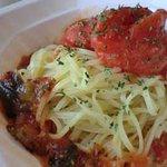 ミスタードーナツ - 氷冷トマト麺:単品だと399円