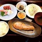 寿司鉄 - 寿司鉄 @平和台 ランチ 和定食 1,000円