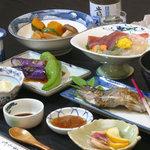 お宿 古城台 - 料理写真: