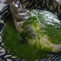 磯 - 島魚のマース煮 1575円~