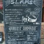 スラムス バーガー ハウス -