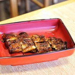はまぐり食道 - ■鰻 蒲焼き 1800円