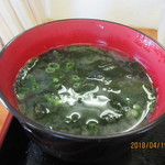 87383636 - 味噌汁