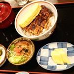 新城 - ■ぎん丼 1820円