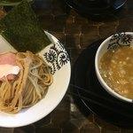 特級鶏蕎麦 龍介 - エビつけ蕎麦