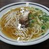 たちばなや食堂 - 料理写真:中華そば