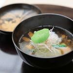 季節料理 なかしま - 料理写真:御椀(鱧の御椀)