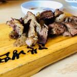 コサム冷麺専門店 - つくば美豚炭火焼き肉付き!