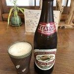 冨陽 - 一人乾杯ビール