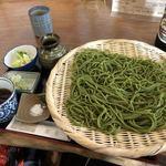 冨陽 - 抹茶豆乳蕎麦