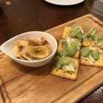 ボワヴェール - そら豆&バナナチップ