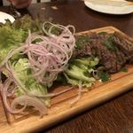 87388136 - 肉料理