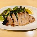 うま煮や - 豚ロース西京焼き(750円)