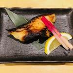 うま煮や - 絶品銀鱈西京焼き(900円)