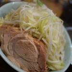 ラーメン二郎 - 料理写真:髑髏