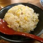 ラーメン獅子〇 - 炒飯セット